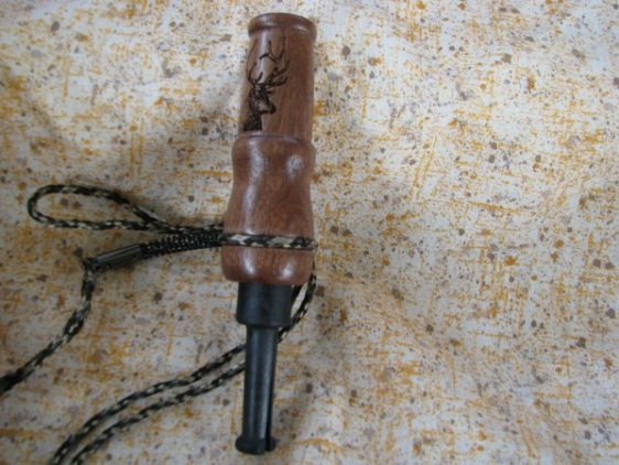 Elk Cow Call