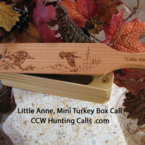 Turkey Box Call