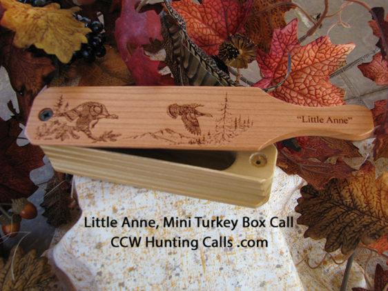Turkey Box Call