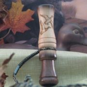 Hardwood Duck Call